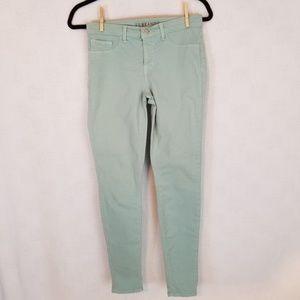 J Brand Skinny Pants in Juniper, size 27